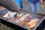 A BBQ to celebrate Summer and achievements